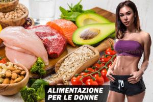 Alimentazione Per Le Donne